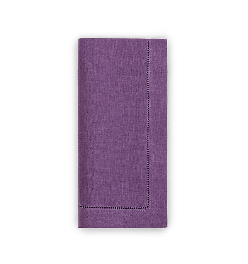 Fig Linens - Sferra Table Linens - Festival Grape Napkins