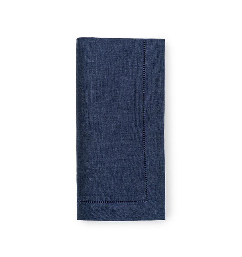 Fig Linens - Sferra Table Linens - Festival Midnight Napkins