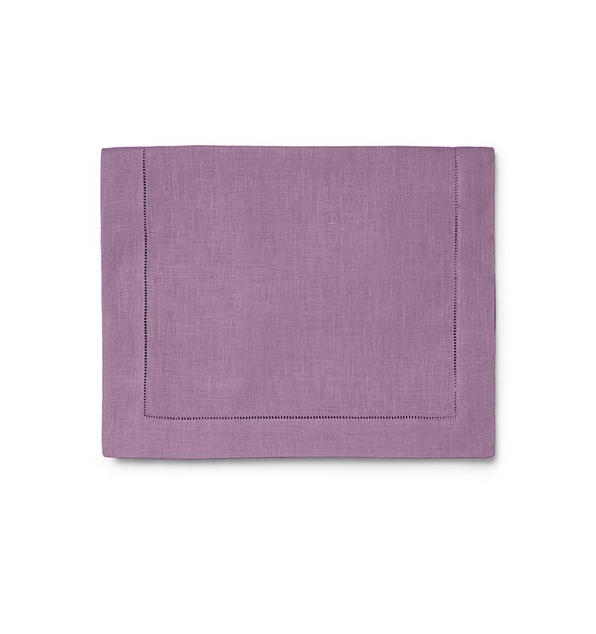 Fig Linens - Sferra Table Linens - Festival Table Runners - Lilac