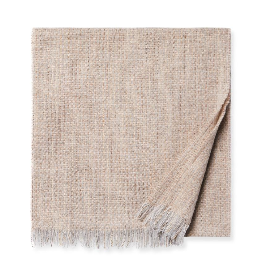 Fog Gigia Scarf by Sferra | Fig Linens and Home
