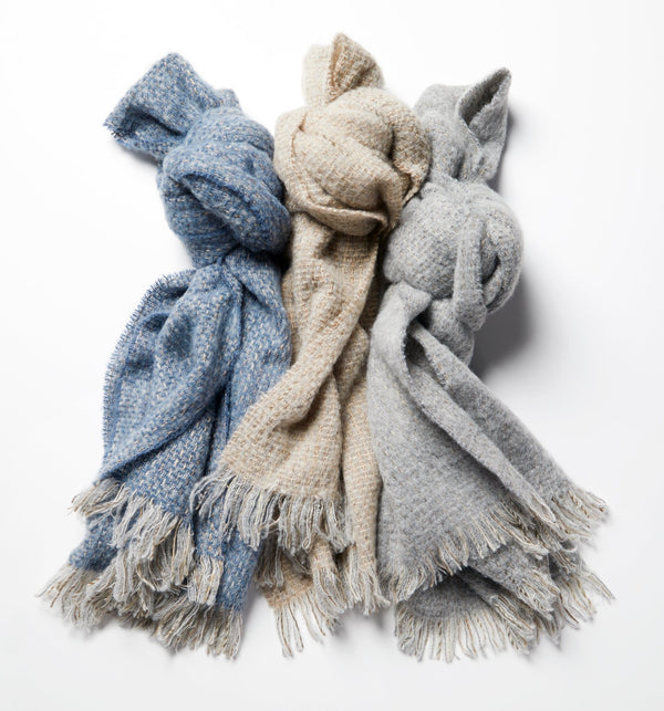 Gigia Scarf by Sferra | Fig Linens and Home