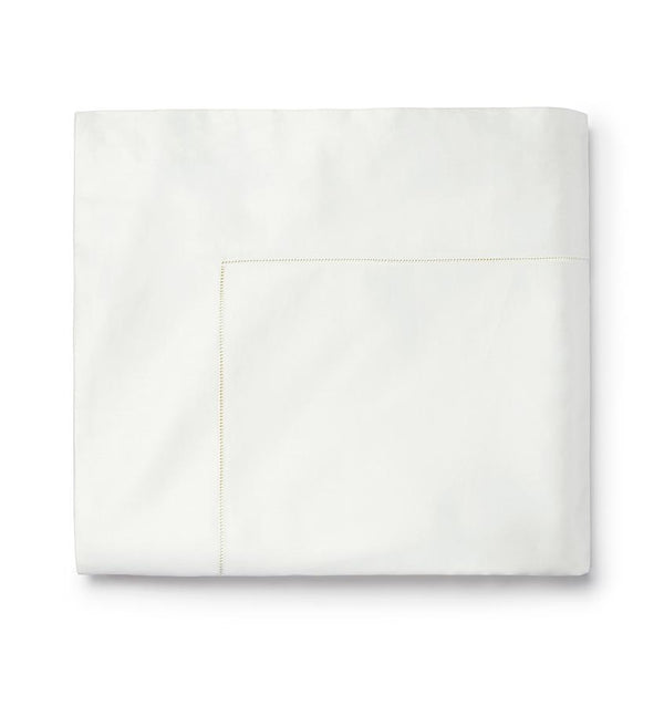 Giza 45 Ivory Sateen Sheets by Sferra | Fig Linens and Home