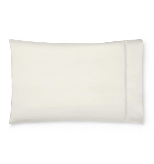 Ivory Giza 45 Trina Pillowcases by Sferra | Fig Linens and Home