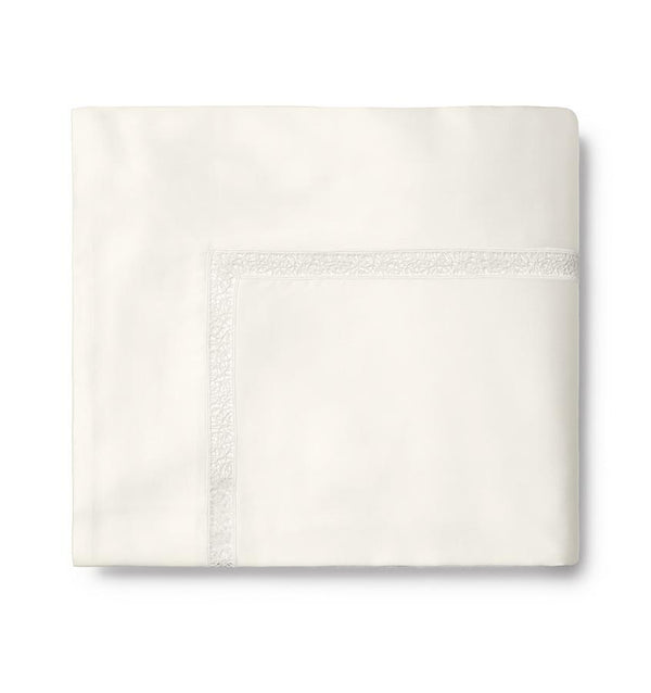 Ivory Giza 45 Trina Sheet Set by Sferra | Fig Linens and Home