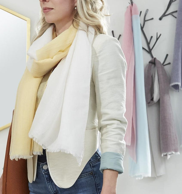Sitta Scarf by Sferra | Fig Linens and Home
