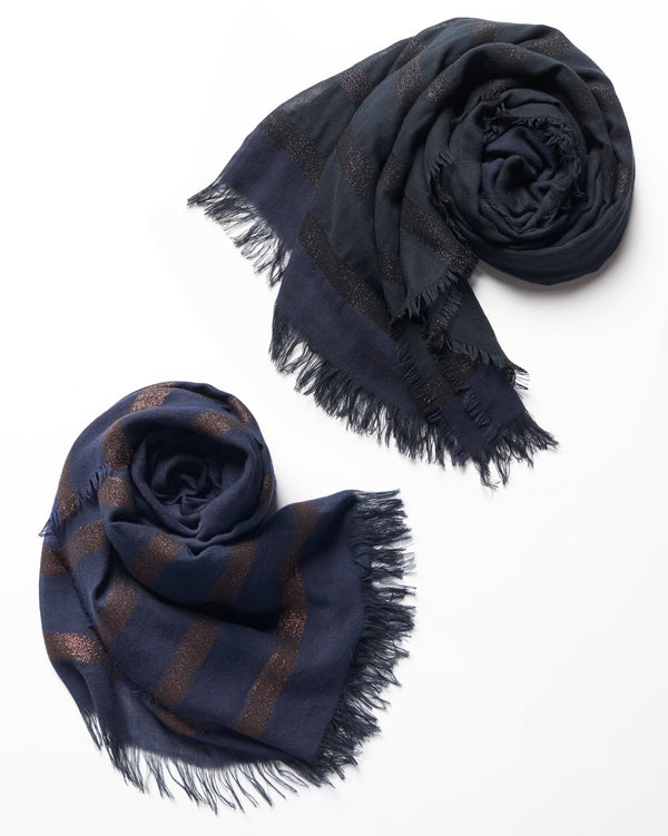 Sossi Scarf by Sferra | Fig Linens and Home