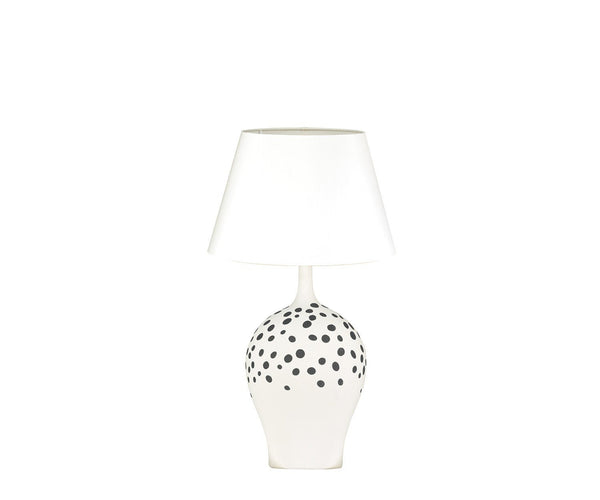 Angelica Slate Table Lamp by William Yeoward | Fig Linens and Home