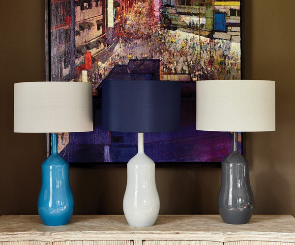 Fig Linens - William Yeoward Table Lamps - Appia