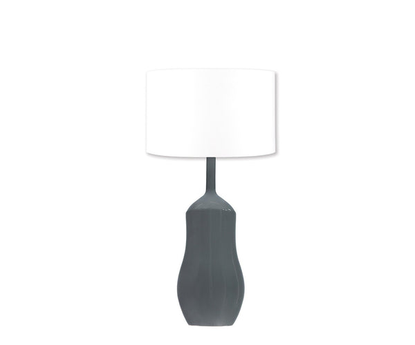 Appia Slate Table Lamp by William Yeoward | Fig Linens and Home
