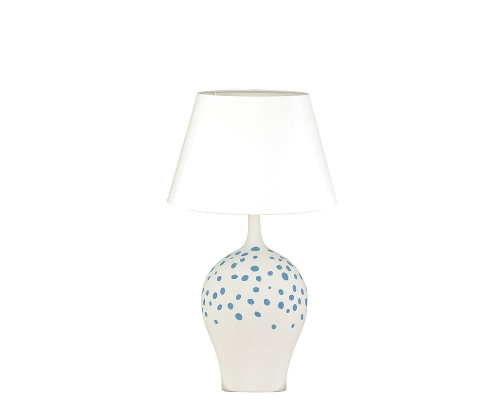 Angelica Peacock Table Lamp by William Yeoward | Fig Linens and Home