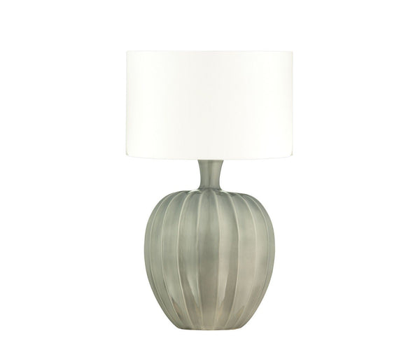 Kristiana Slate Table Lamp by William Yeoward | Fig Linens and Home