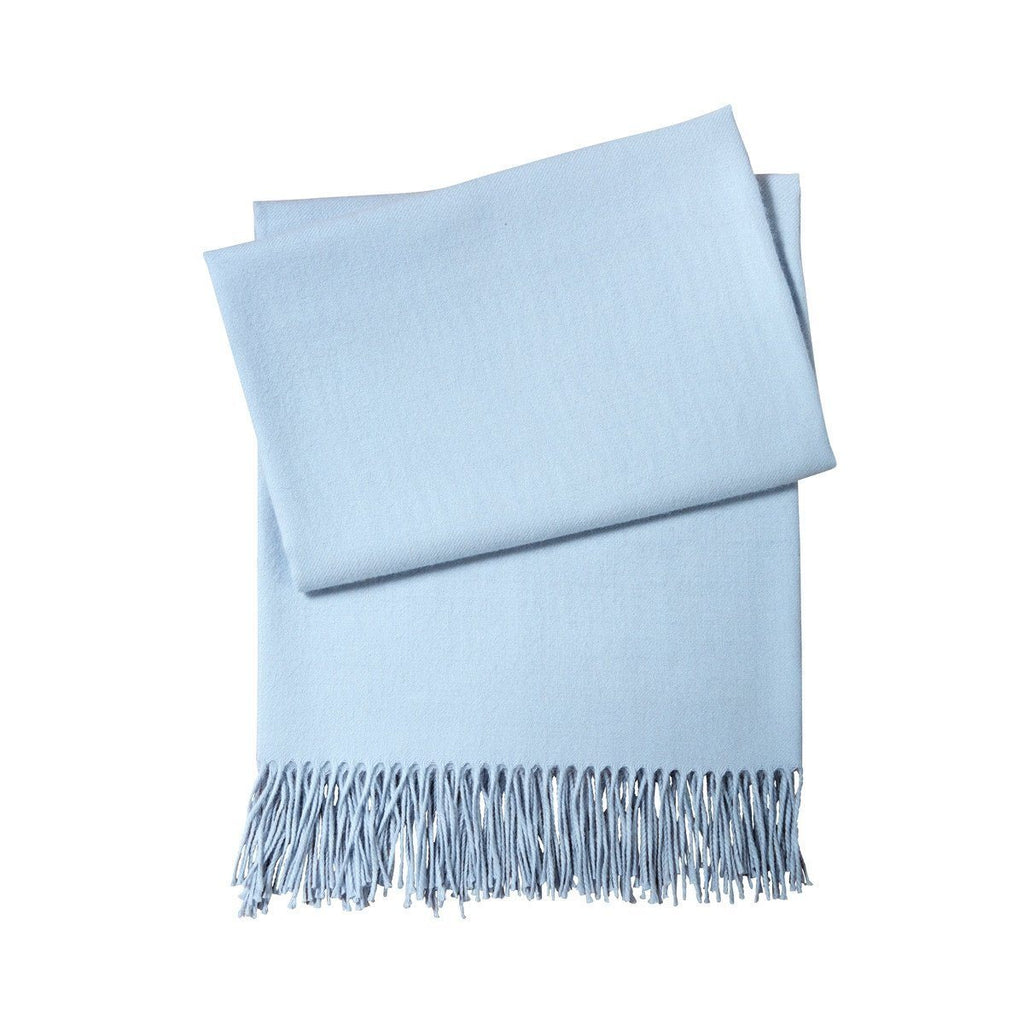 Triomphe Opalia Throw by Yves Delorme | Fig Linens and Home