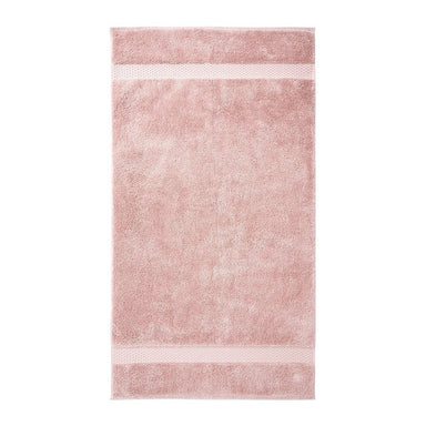 Fig Linens - Yves Delorme Etoile The Bath Towels - Rose pink bath towel, bath sheet