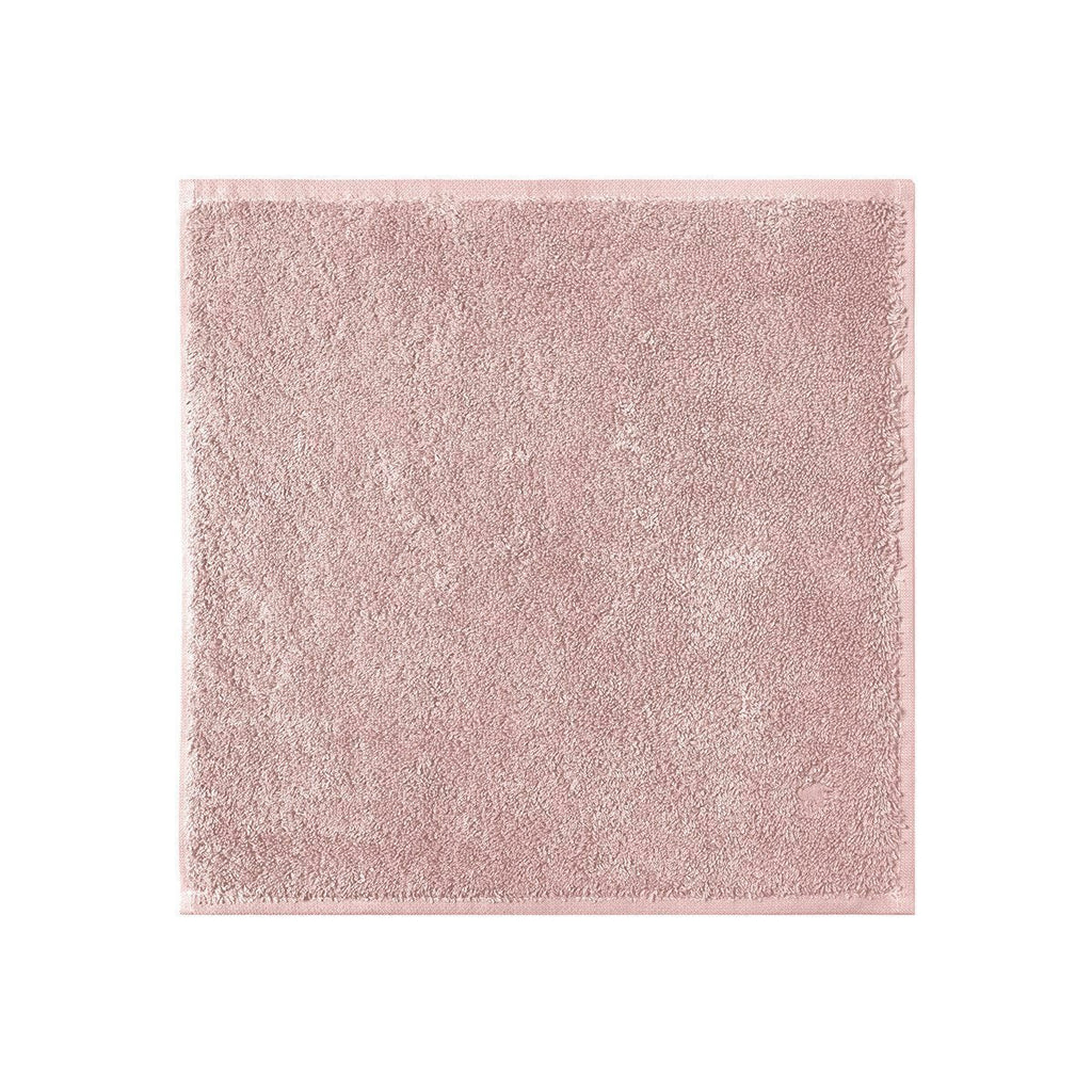 Fig Linens - Yves Delorme Etoile The Bath Towels - Rose pink washcloth