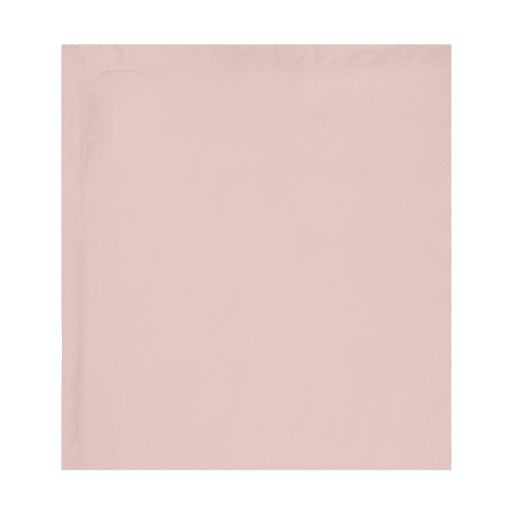 Fig Linens - Triomphe Thé Rose Bedding by Yves Delorme - Pink Duvet