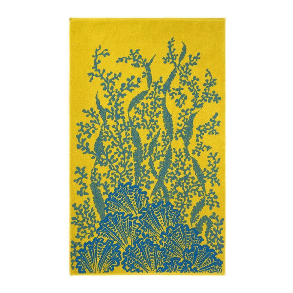 Cyclade Beach Towel by Yves Delorme | Fig Fine Linens and Home