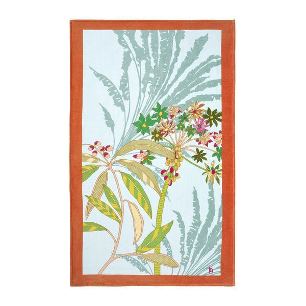 Kentya Beach Towel by Yves Delorme | Fig Fine Linens and Home