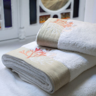 Calypso Bath Towels by Yves Delorme | Fig Linens and Home