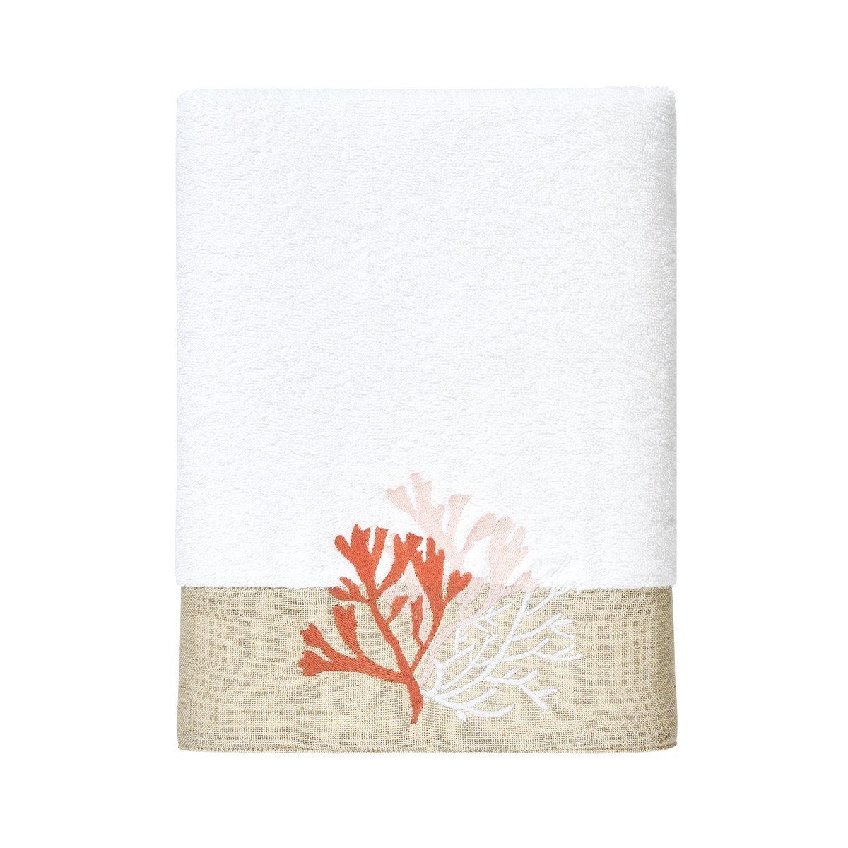 Calypso Bath Towels by Yves Delorme