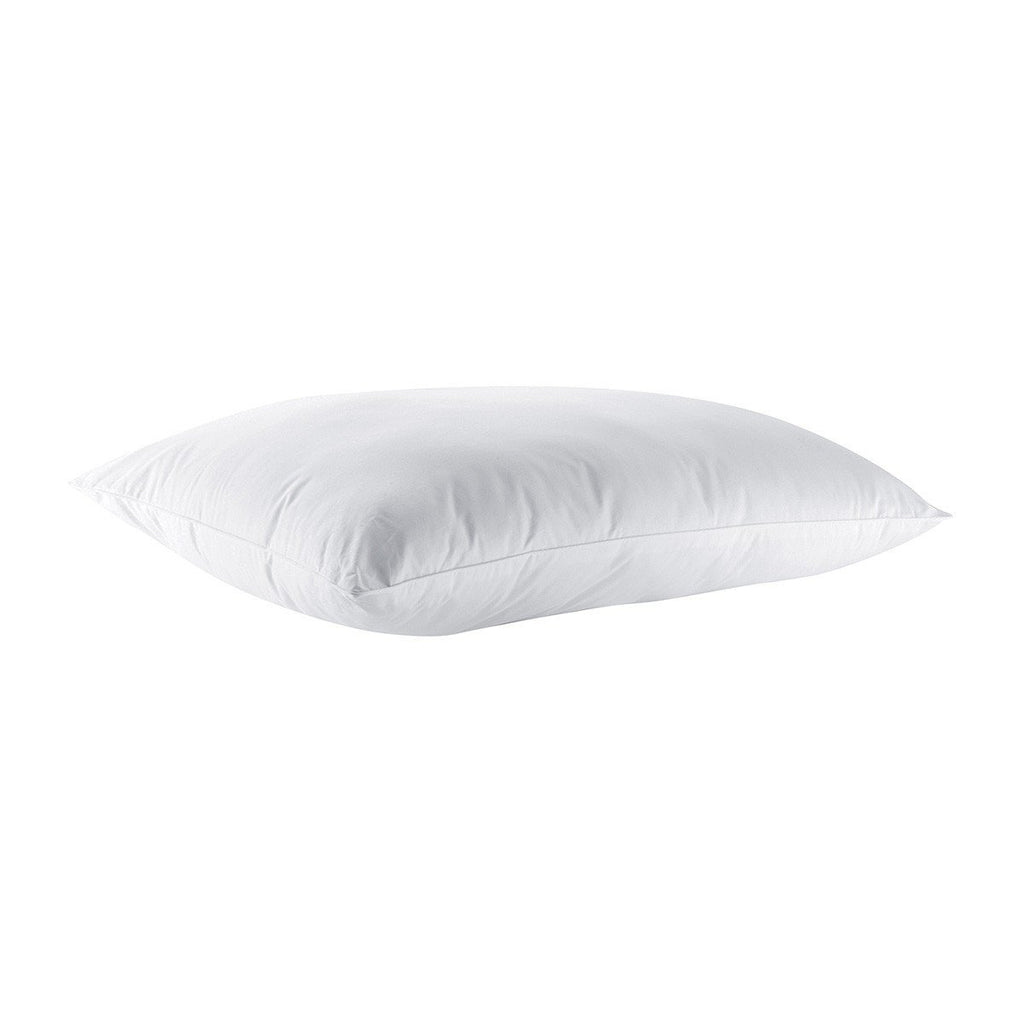 Down Alternative Anti Allergy Standard Pillows by Yves Delorme | Fig Linens
