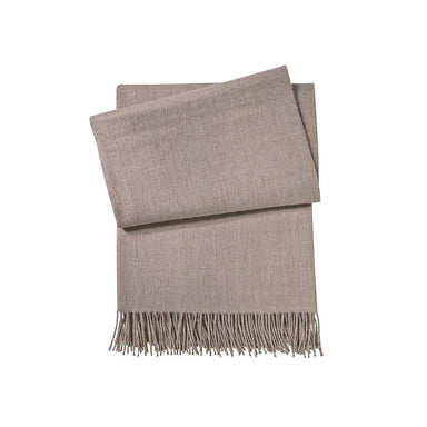 Triomphe Pierre Throw Blanket by Yves Delorme | Fig Linens