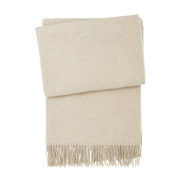 Agora Pierre Cashmere Throw by Yves Delorme | Fig Linens