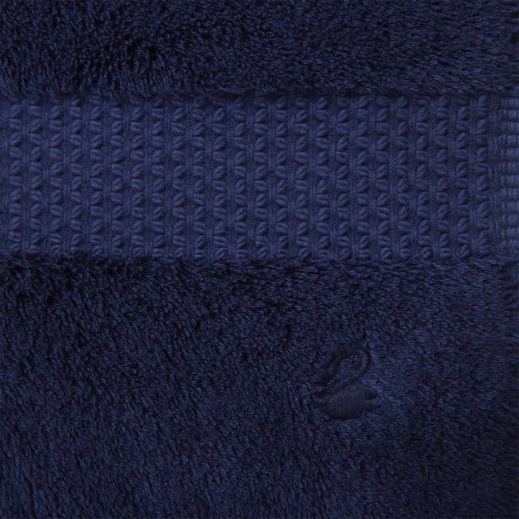 Fig Linens - Yves Delorme Etoile Marine - Navy Blue Towels