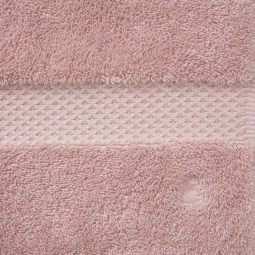 Fig Linens - Yves Delorme Etoile The Bath Towels - Rose pink towels