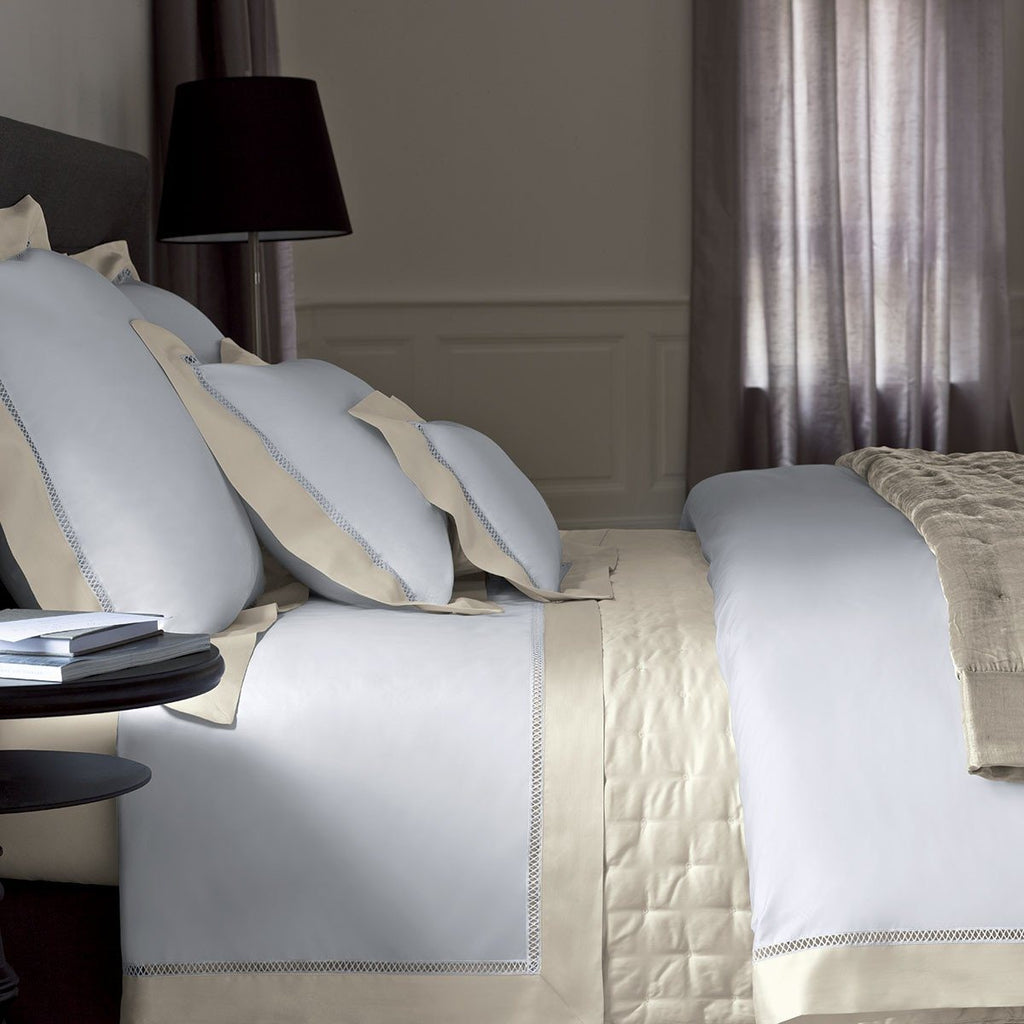 Walton Nacre Bedding Collection by Yves Delorme | Fig Linens