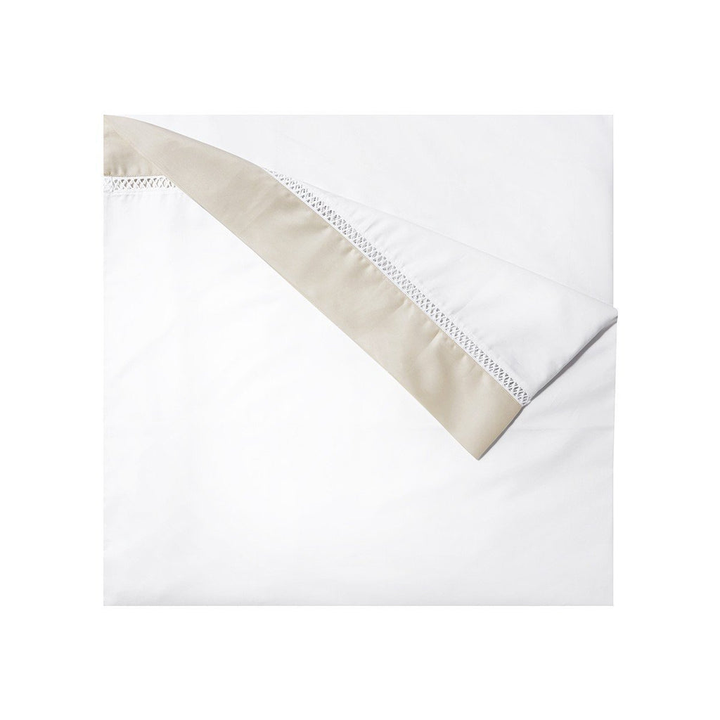 Fig Linens - Walton Nacre Bedding by Yves Delorme - Duvet