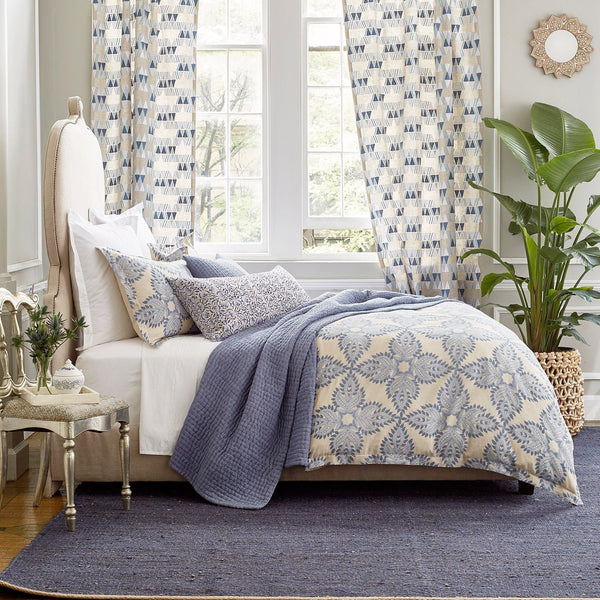 Dasati Bedding | John Robshaw Duvet Set at Fig Linens