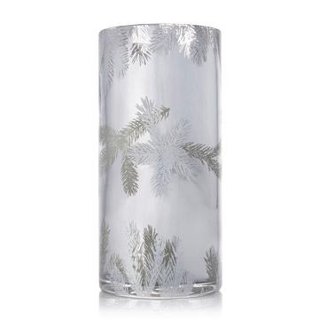 Frasier Fir Statement Large Luminary Candle by Thymes | Fig Linens
