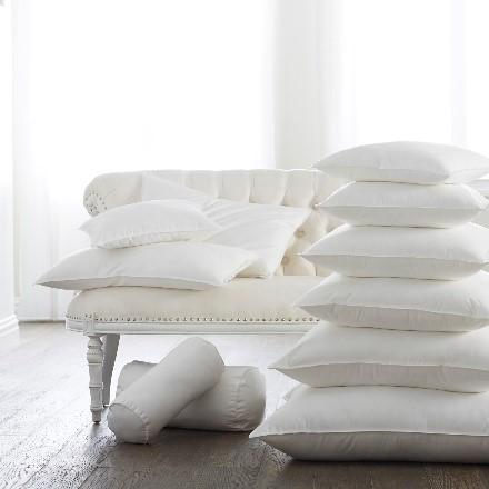 Down Free Pillow Inserts by Scandia Home
