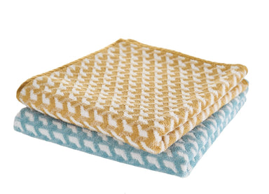 Fig Linens - Abyss and Habidecor Arrow Bath Towels
