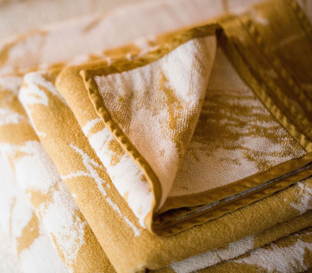 Marbre Bath Towels by Abyss & Habidecor | Fig Linens and Home