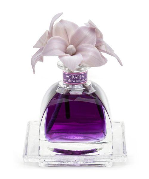 Fig Linens - Agraria Lavender and Rosemary Diffuser with Flowers by Agraria