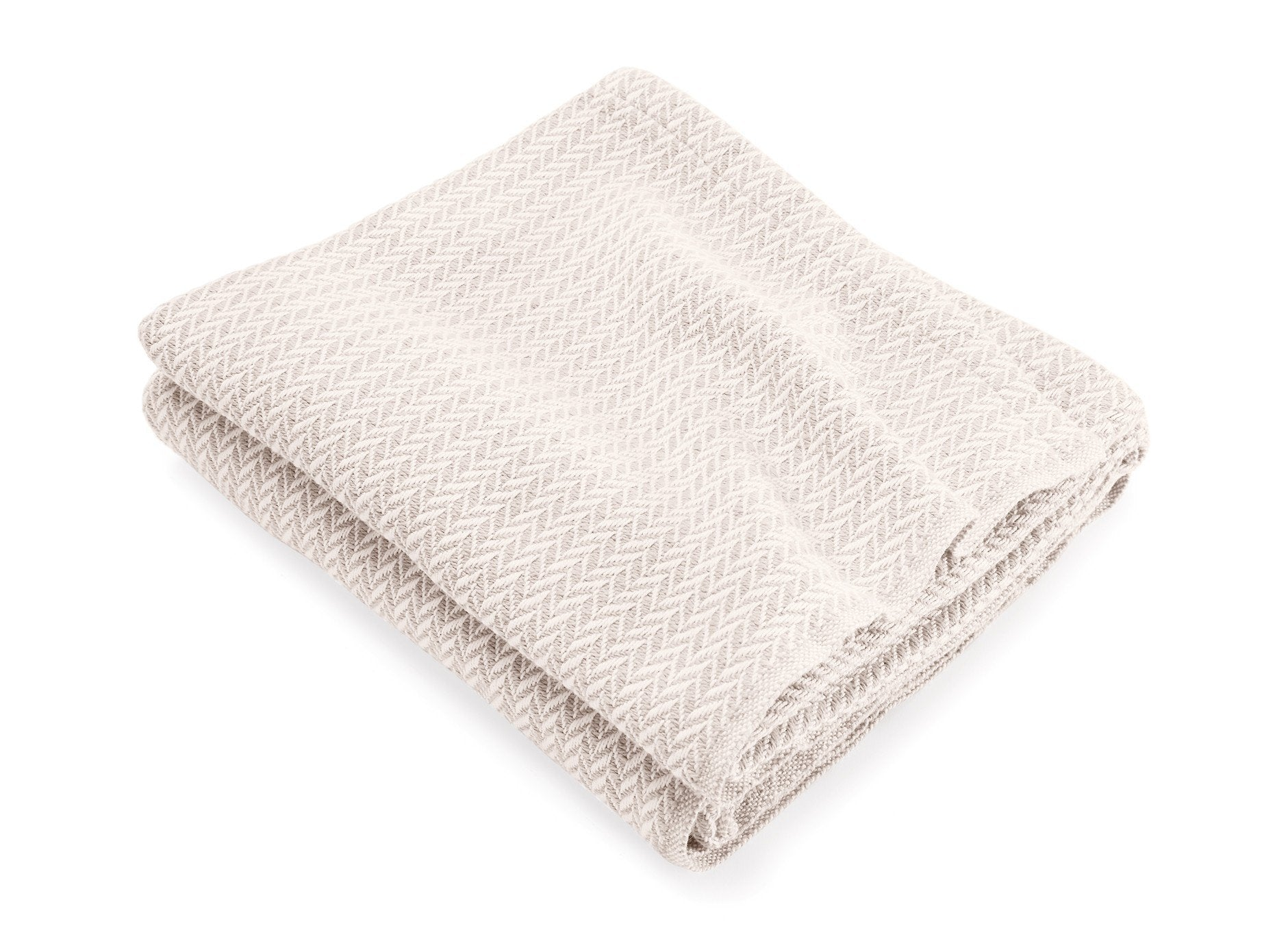 Chebeague Natural Throw by Brahms Mount