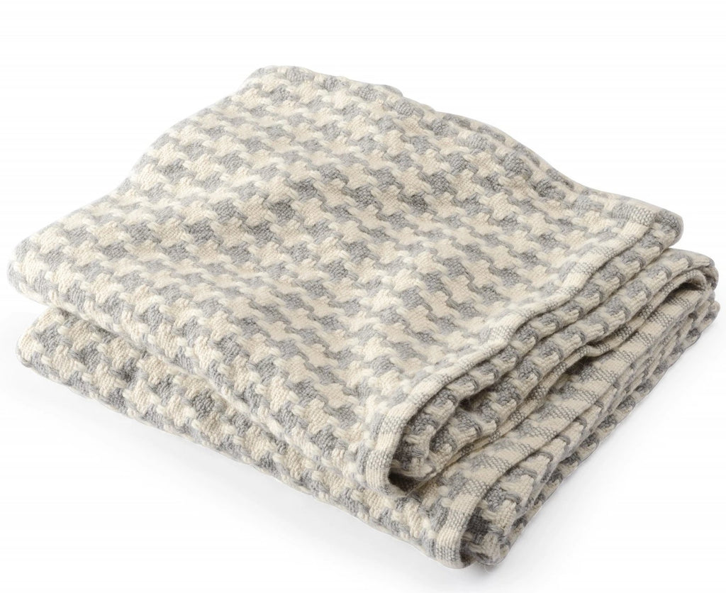 Rockport Silver Blanket by Brahms Mount | Fig Linens