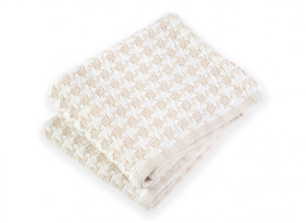 Bucksport Natural Blanket by Brahms Mount | Fig Linens and Home