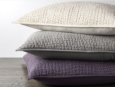 Pebbled Organic Shams by Coyuchi | Fig Linens