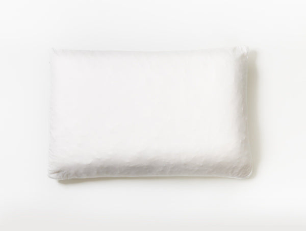 Organic Shredded Latex Pillows by Coyuchi | Fig Linens