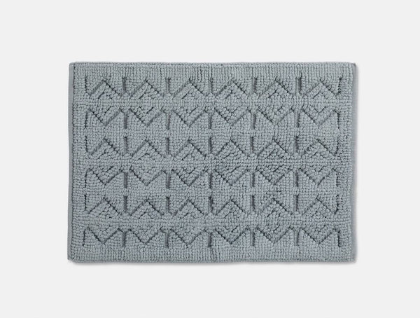 Mosaic Canyon Ocean Organic Rugs by Coyuchi | Fig Linens