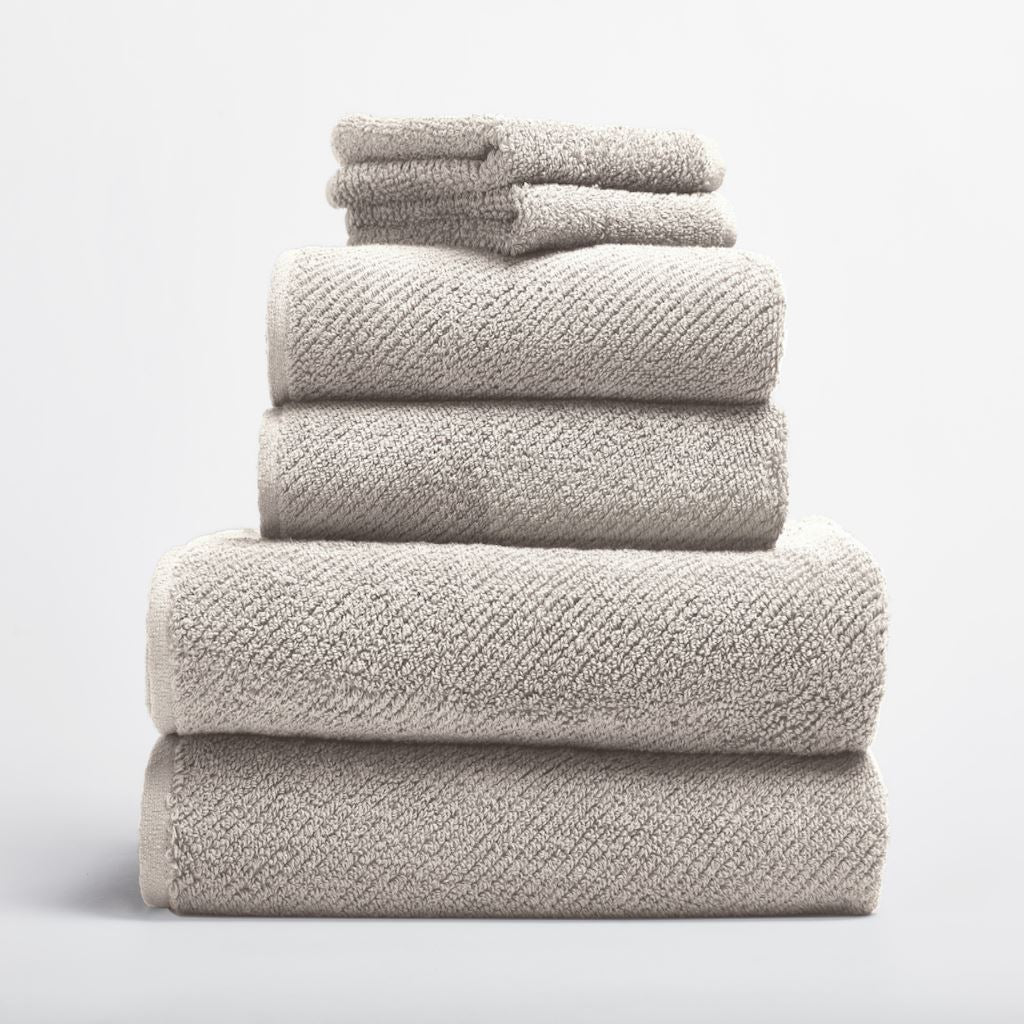 Air Weight Dune Organic Bath Towels by Coyuchi | Fig Linens