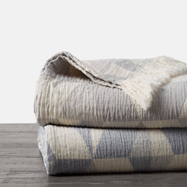 Pismo Organic Blankets by Coyuchi | Fig Linens