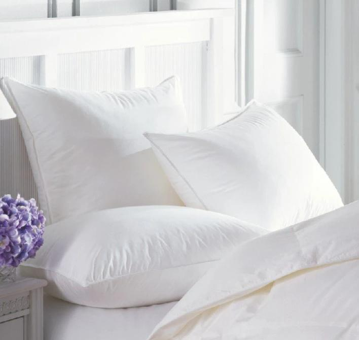 Intera Firmasoft White Goose Down Pillow by Downright