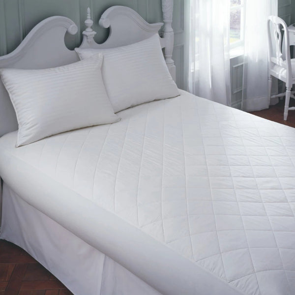 100% Cotton Mattress Pad by Downright | Fig Linens and Home