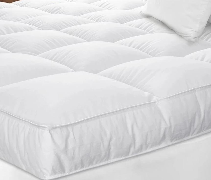 Down Alternative Mattress Topper by Downright | Fig Linens and Home