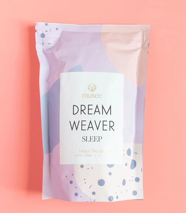 Lavender & Lime Bath Soak by Musee | Fig Linens and Home