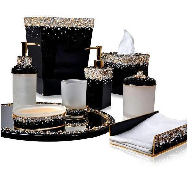 Duchess Bath Accessories by Mike + Ally