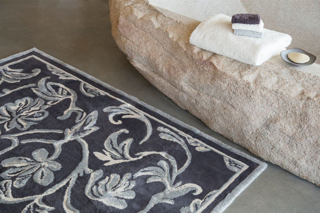 Fig Linens - Dynasty Bath Rug by Abyss and Habidecor